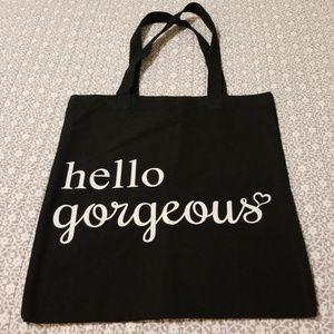 💋Hello gorgeous tote bag💋